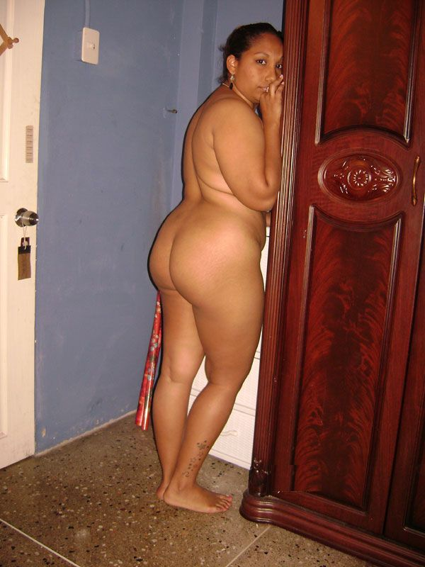 Amateur chubby young
