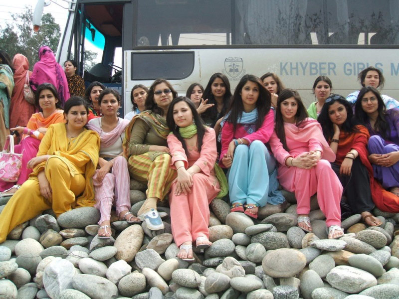 Universities girls pakistani