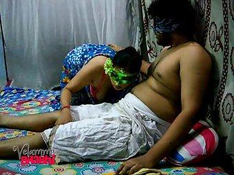 Velamma bhabhi got punished for not giving exotic blowjob