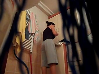 Indian College Babe In Shower Leaked MMS